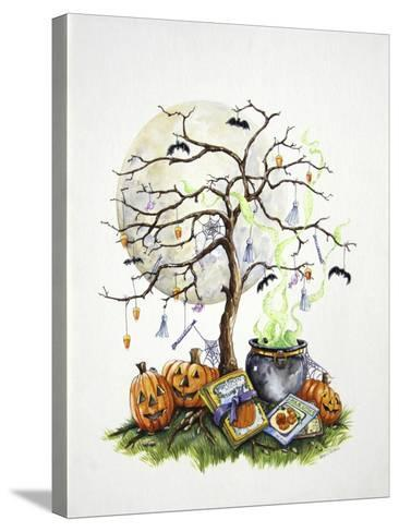 Witch's Brew--Stretched Canvas Print