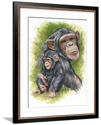 Treasure-Barbara Keith-Framed Art Print