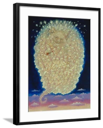 Pig's Heaven-Bill Bell-Framed Art Print