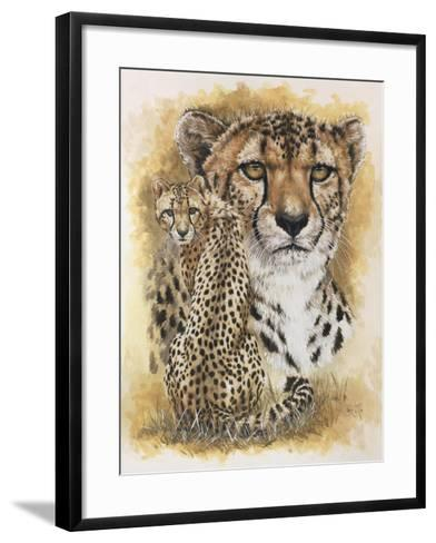 Nimble-Barbara Keith-Framed Art Print