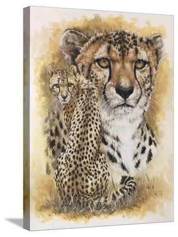 Nimble-Barbara Keith-Stretched Canvas Print