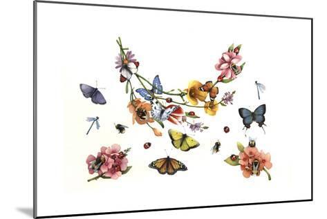 Spring--Mounted Giclee Print