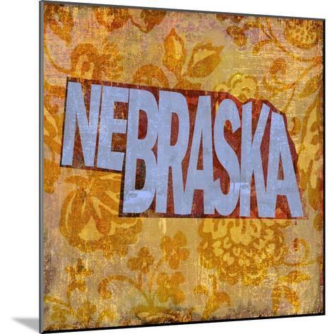 Nebraska-Art Licensing Studio-Mounted Giclee Print
