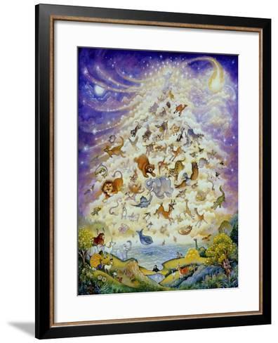 Genesis-Bill Bell-Framed Art Print