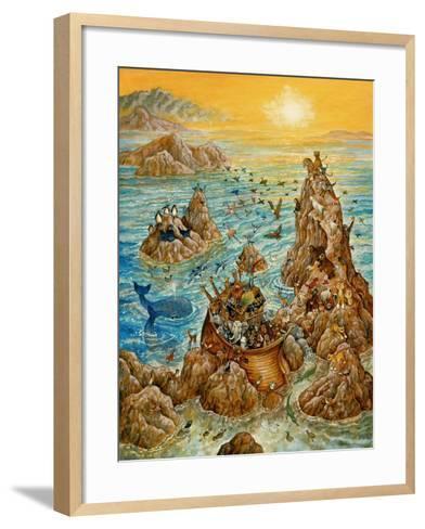 Noah's Sun Day-Bill Bell-Framed Art Print