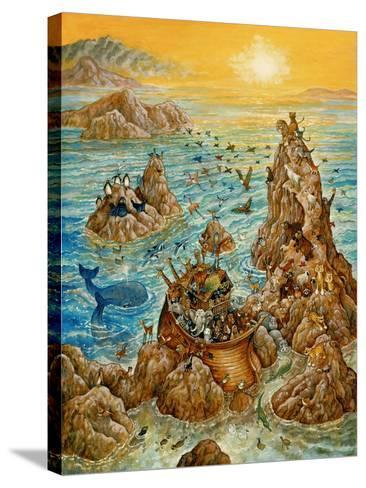 Noah's Sun Day-Bill Bell-Stretched Canvas Print