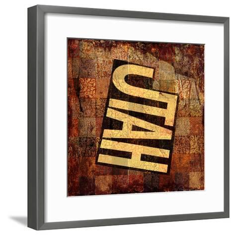 Utah-Art Licensing Studio-Framed Art Print