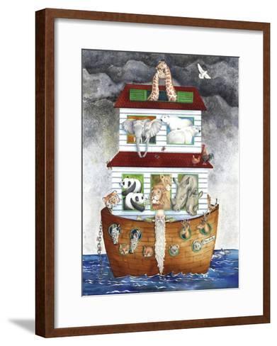 The Ark-Emma Graham-Framed Art Print