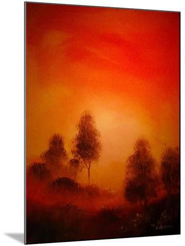 Autumn Landscapes-Cherie Roe Dirksen-Mounted Giclee Print