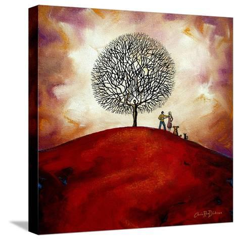 Together Time-Cherie Roe Dirksen-Stretched Canvas Print