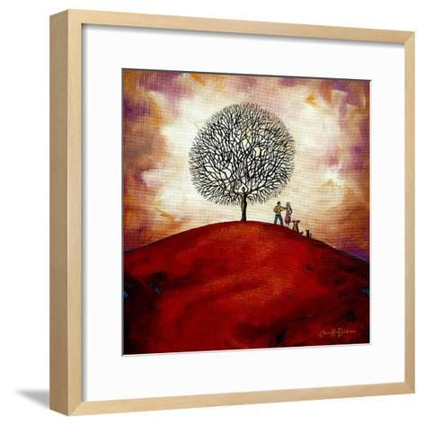 Together Time-Cherie Roe Dirksen-Framed Art Print