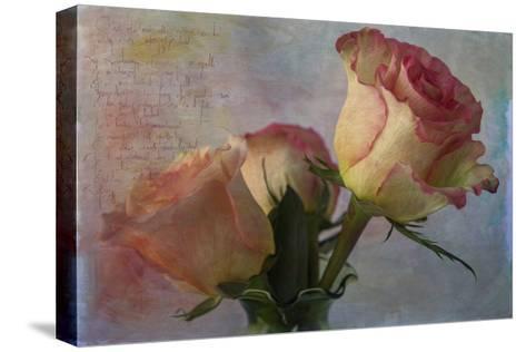 Romance-Bob Rouse-Stretched Canvas Print