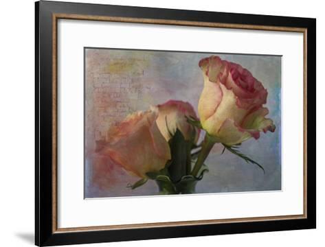 Romance-Bob Rouse-Framed Art Print