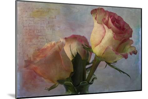 Romance-Bob Rouse-Mounted Giclee Print
