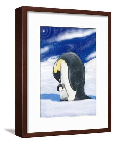Penguins-DBK-Art Licensing-Framed Art Print