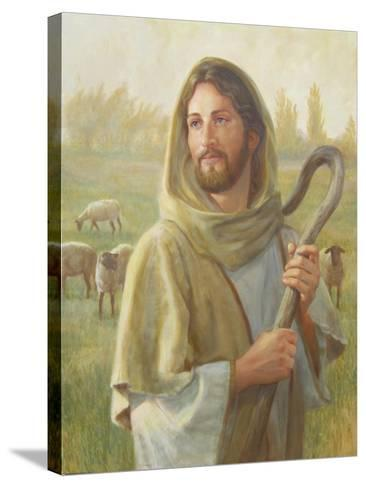 Looking for the One-David Lindsley-Stretched Canvas Print