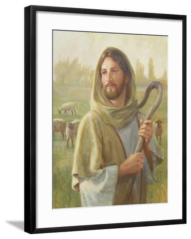 Looking for the One-David Lindsley-Framed Art Print