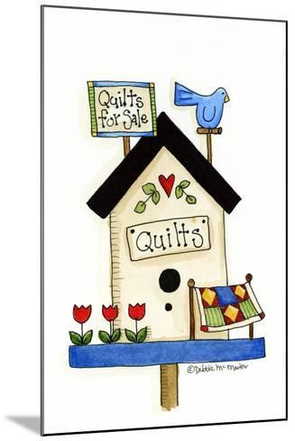 Quilts for Sale-Debbie McMaster-Mounted Giclee Print
