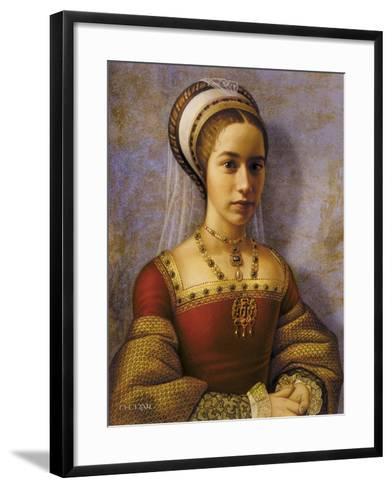 Anna-Dan Craig-Framed Art Print