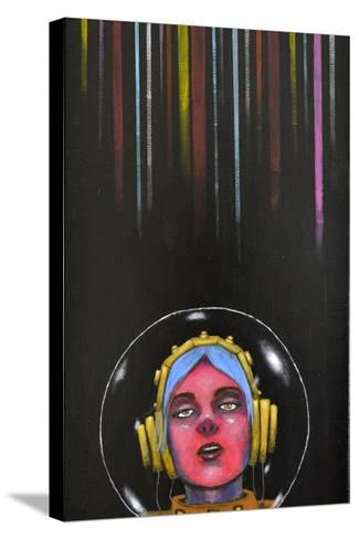 Starship-stella-Craig Snodgrass-Stretched Canvas Print