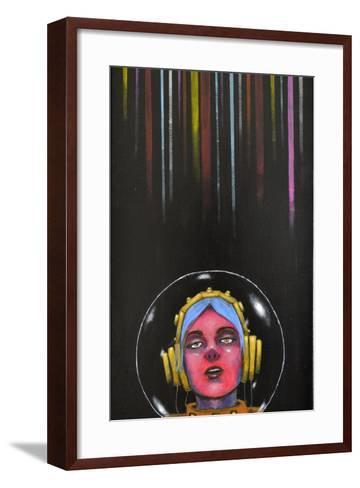 Starship-stella-Craig Snodgrass-Framed Art Print