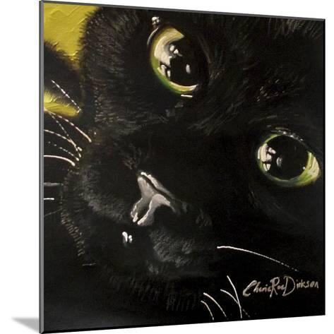 Cat's Eyes-Cherie Roe Dirksen-Mounted Giclee Print