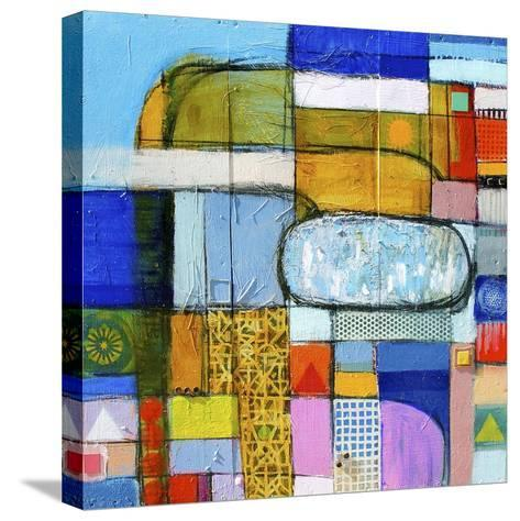 A Fractured Life-David Spencer-Stretched Canvas Print