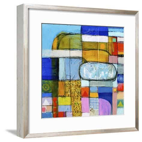 A Fractured Life-David Spencer-Framed Art Print