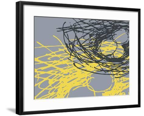Brighter Nest Grey-Christine O'Brien-Framed Art Print