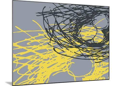 Brighter Nest Grey-Christine O'Brien-Mounted Giclee Print