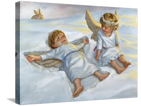 December-David Lindsley-Stretched Canvas Print