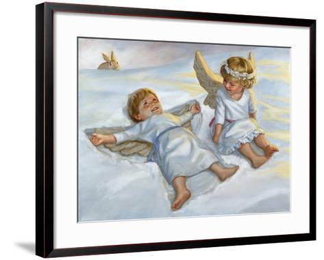December-David Lindsley-Framed Art Print