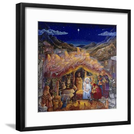 Nativity-Bill Bell-Framed Art Print