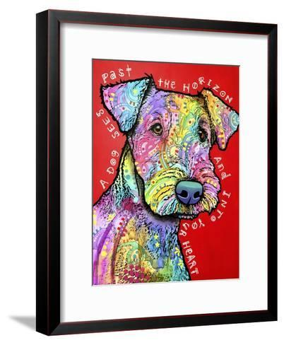Into Your Heart-Dean Russo-Framed Art Print