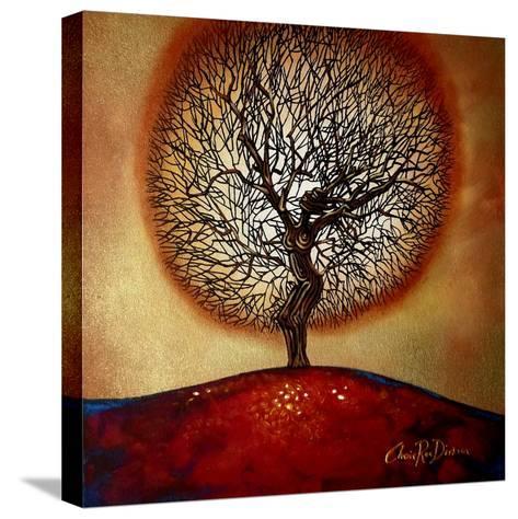 Sun Worshipper-Cherie Roe Dirksen-Stretched Canvas Print