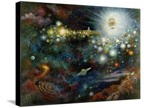 Let There Be Light-Bill Bell-Stretched Canvas Print