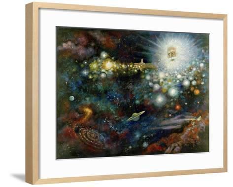 Let There Be Light-Bill Bell-Framed Art Print