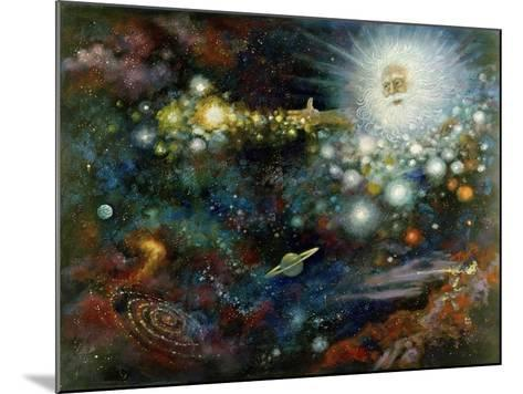 Let There Be Light-Bill Bell-Mounted Giclee Print