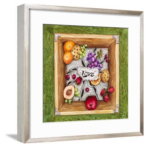 Love-Charlsie Kelly-Framed Art Print