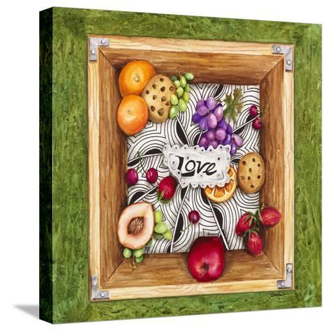 Love-Charlsie Kelly-Stretched Canvas Print