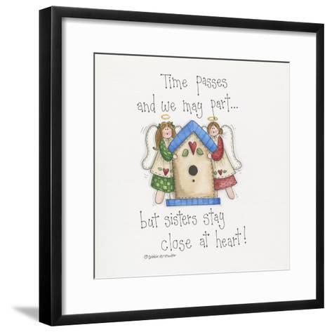 Close at Heart-Debbie McMaster-Framed Art Print