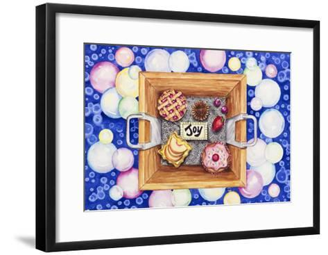 Joy-Charlsie Kelly-Framed Art Print