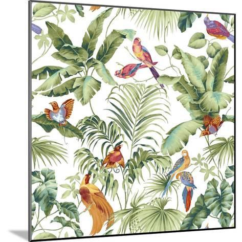 Jungle Canopy Spring-Bill Jackson-Mounted Giclee Print