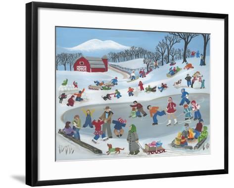 Figure 8-Carol Salas-Framed Art Print