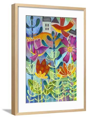 New Beginning-Carla Bank-Framed Art Print