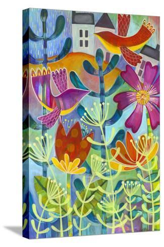 New Beginning-Carla Bank-Stretched Canvas Print