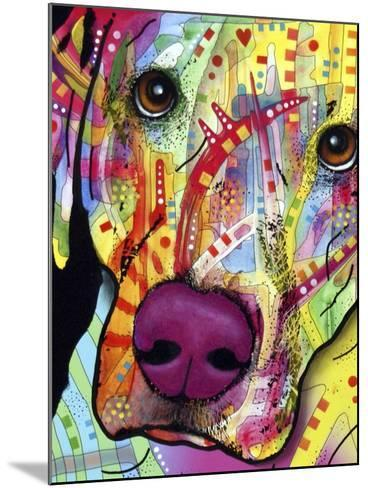 Close Up Lab-Dean Russo-Mounted Giclee Print