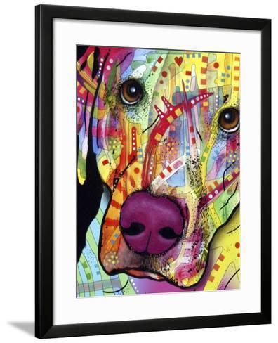 Close Up Lab-Dean Russo-Framed Art Print