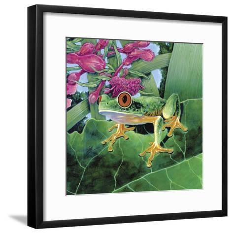 Calli-Durwood Coffey-Framed Art Print