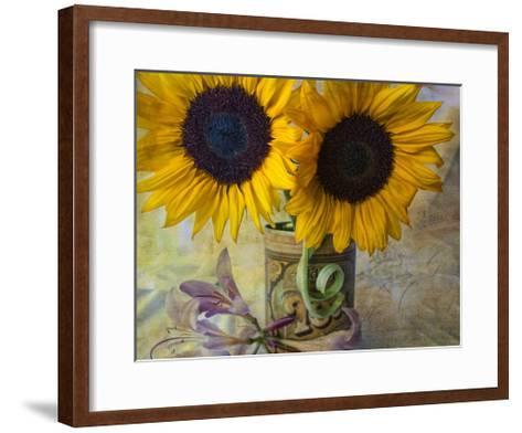 Old Tea Can-Bob Rouse-Framed Art Print
